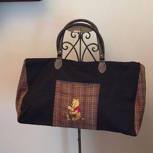 Winnie the Pooh Weekend bag